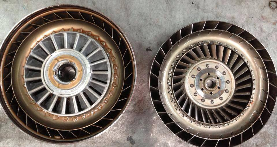 Transmission and Gearboxes